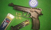 GRAND POWER K22 TS: a arma ideal para iniciação ao tiro
